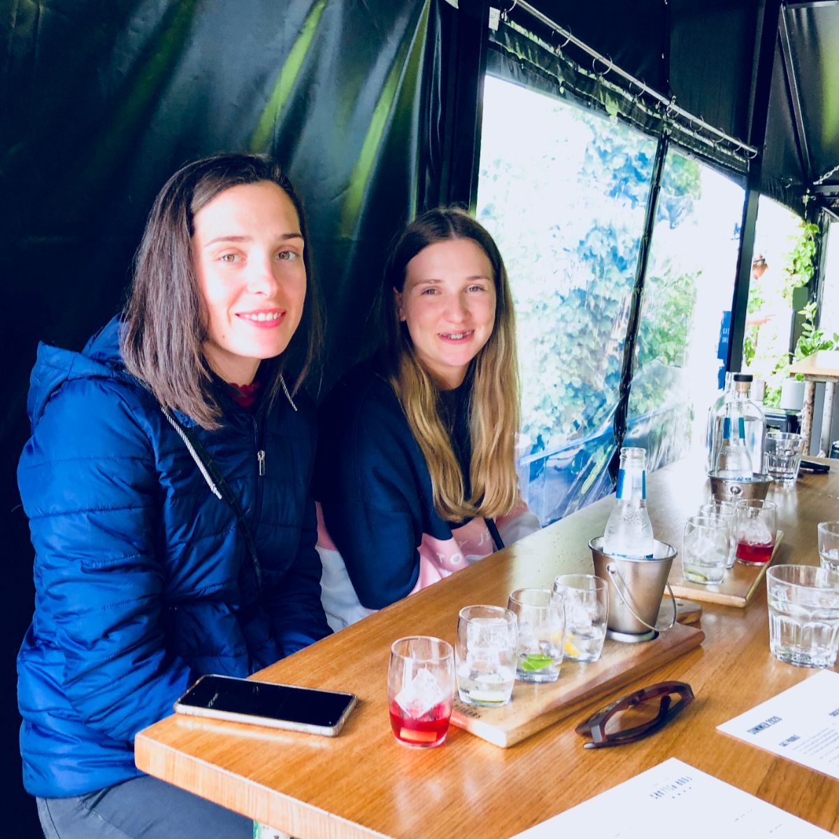 four pillars gin a must on your dogfriendly wine tour